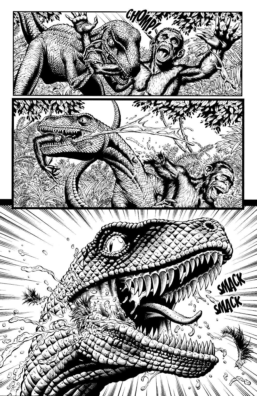Read online Jungle Fantasy (2002) comic -  Issue #2 - 5