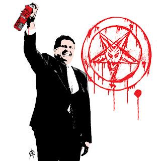 Caricatura de Álvaro Portales