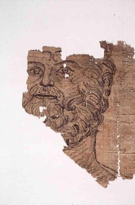 El misterioso-misterioso Papiro de Artemidoro…