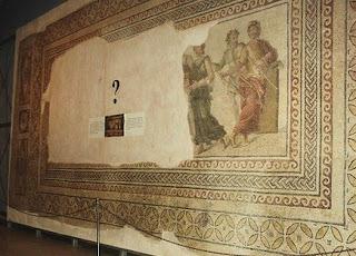 Para saber más sobre los mosaicos de Zeugma, Turquía
