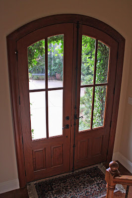 Southern Lagniappe Decorating Solution Arched Doors With