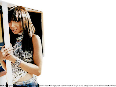Hollywood Actress Wallpapers and Pictures: Brandy Norwood Hot images