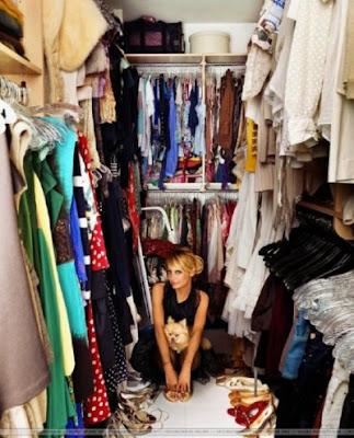 Cabina Armadio Mariah Carey.Celebrity Closets A Look Back