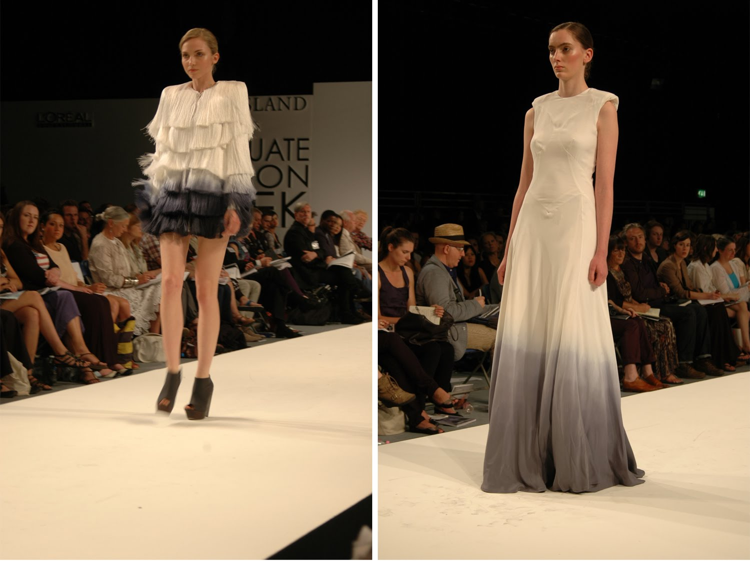 Graduate Fashion Week London 2010 Holly Lloyd Keppfer From University Of East London Fashion Foie Gras