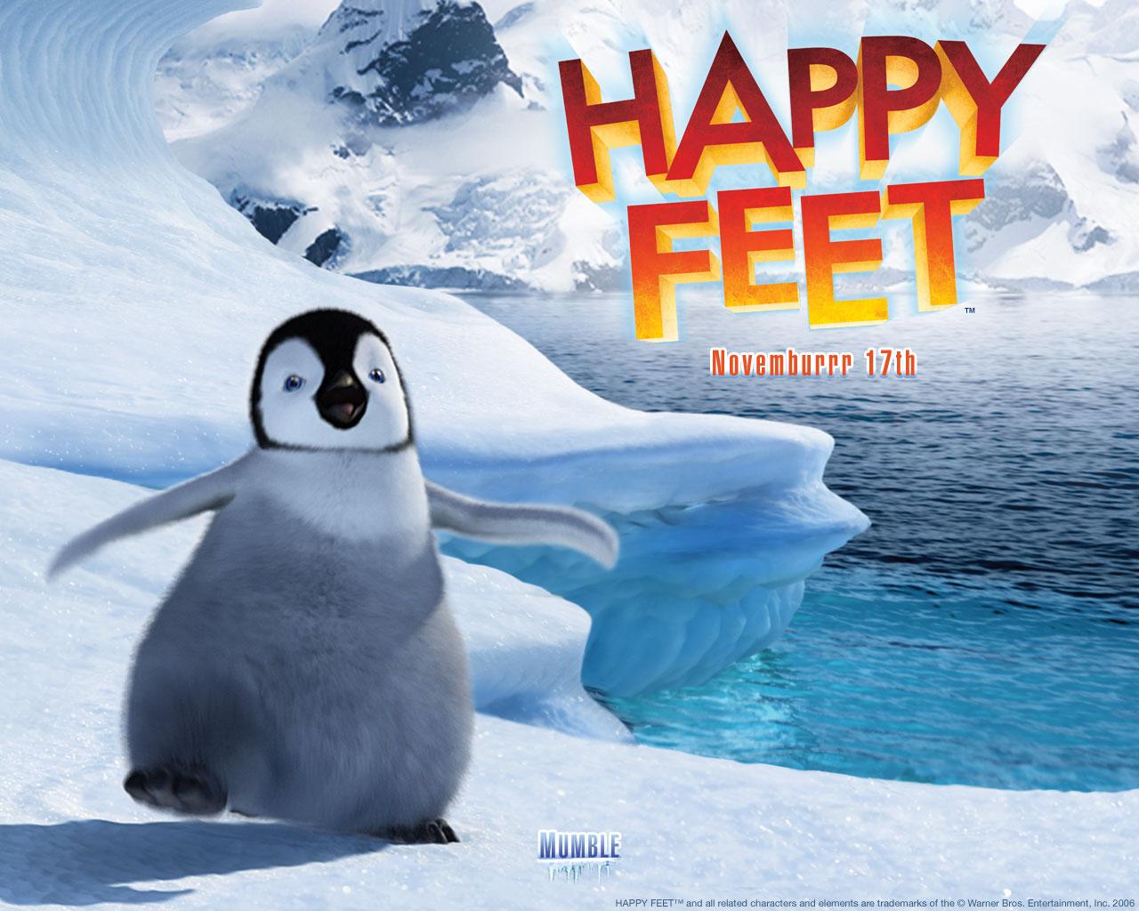 Best Movie 2011 Happy Feet 2006 George Miller Robin Williams Nicole Kidman