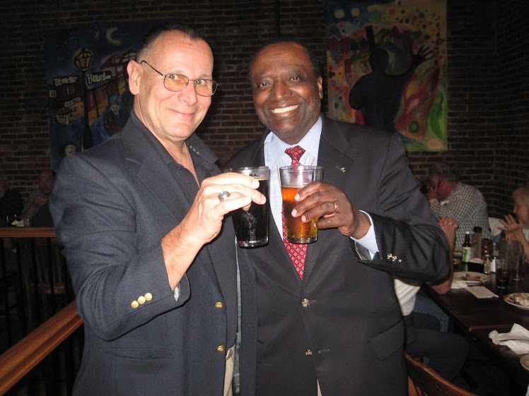 The Pubscout and Ambassador Alan Keyes