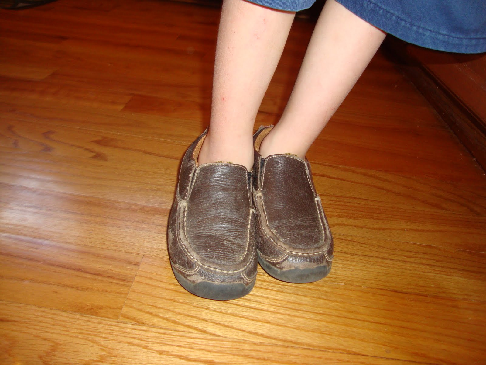 Wemmicks In Training Old Man Loafers