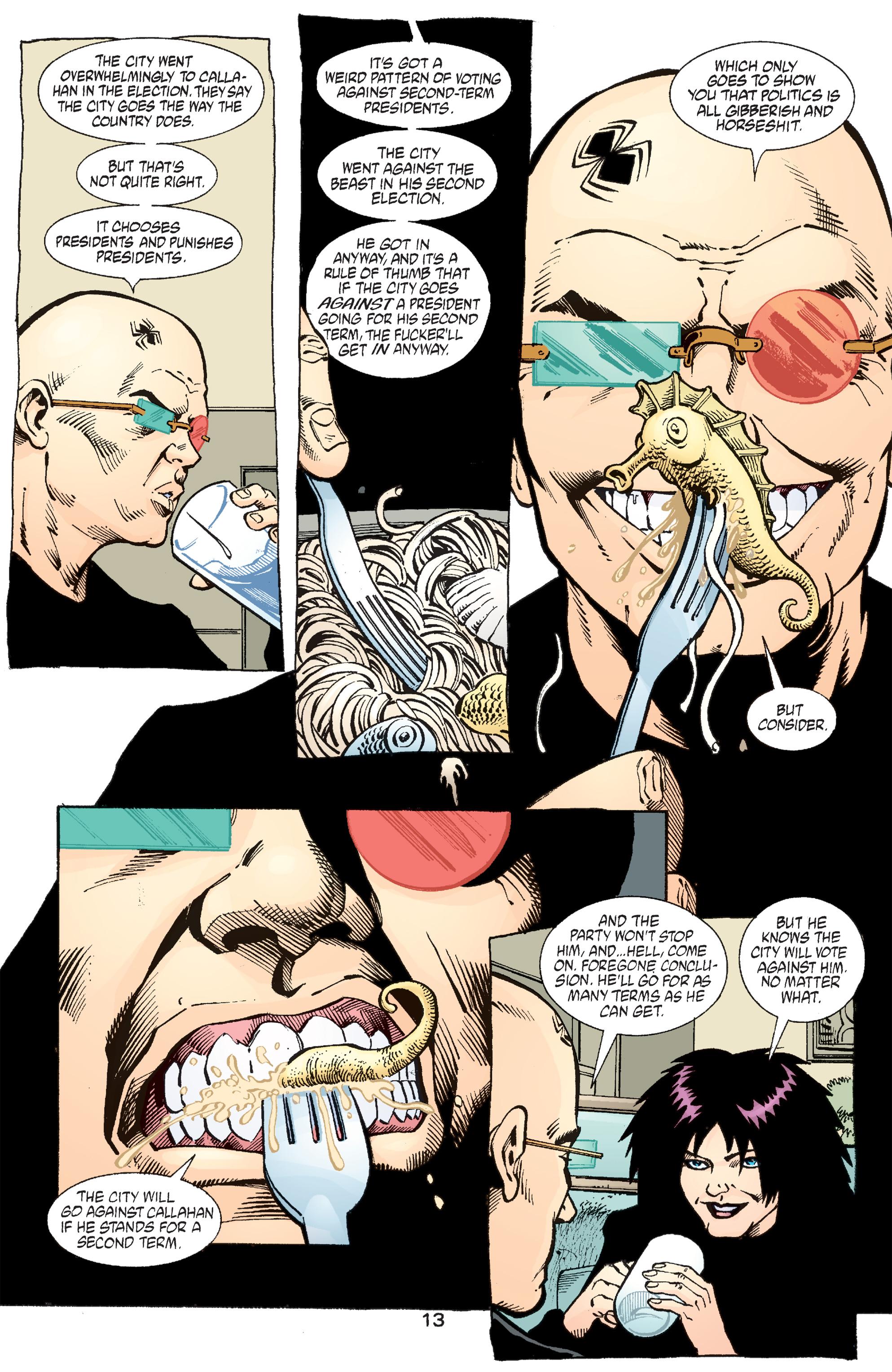 Read online Transmetropolitan comic -  Issue #49 - 14