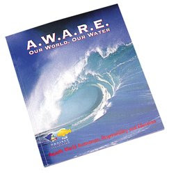 Project AWARE Our World Our Water manual - now available as a free download
