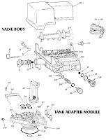 Autotrol model 1550-tc