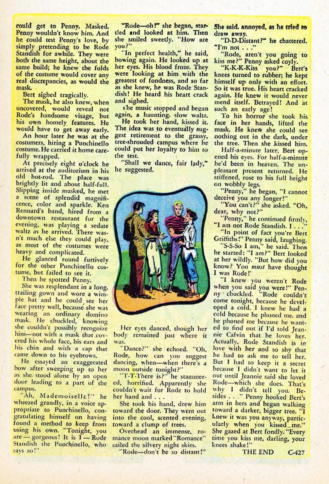 Read online Patsy Walker comic -  Issue #58 - 17