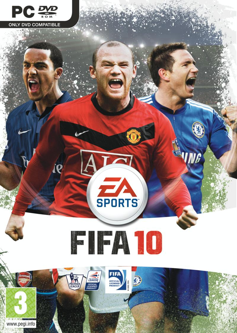 Music Movies Games: FIFA 10
