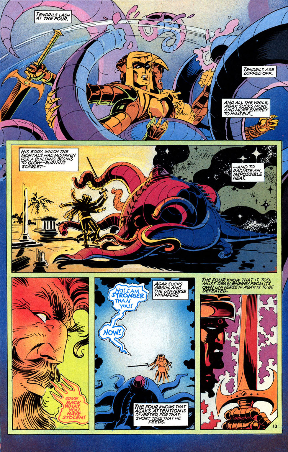 Read online Elric: Sailor on the Seas of Fate comic -  Issue #3 - 16