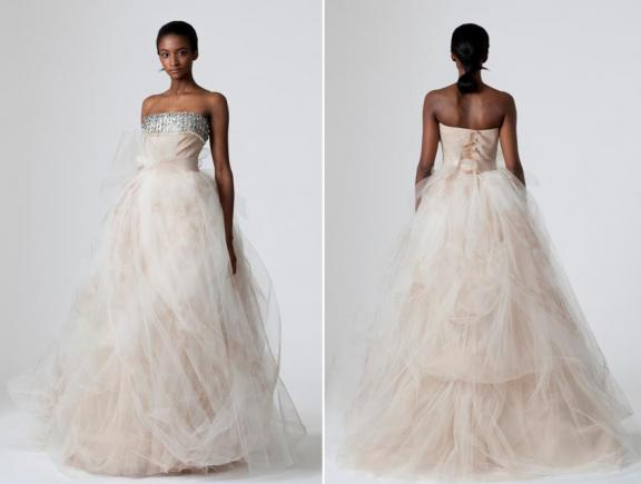 Whispered Whimsy Vintage: Vera Wang