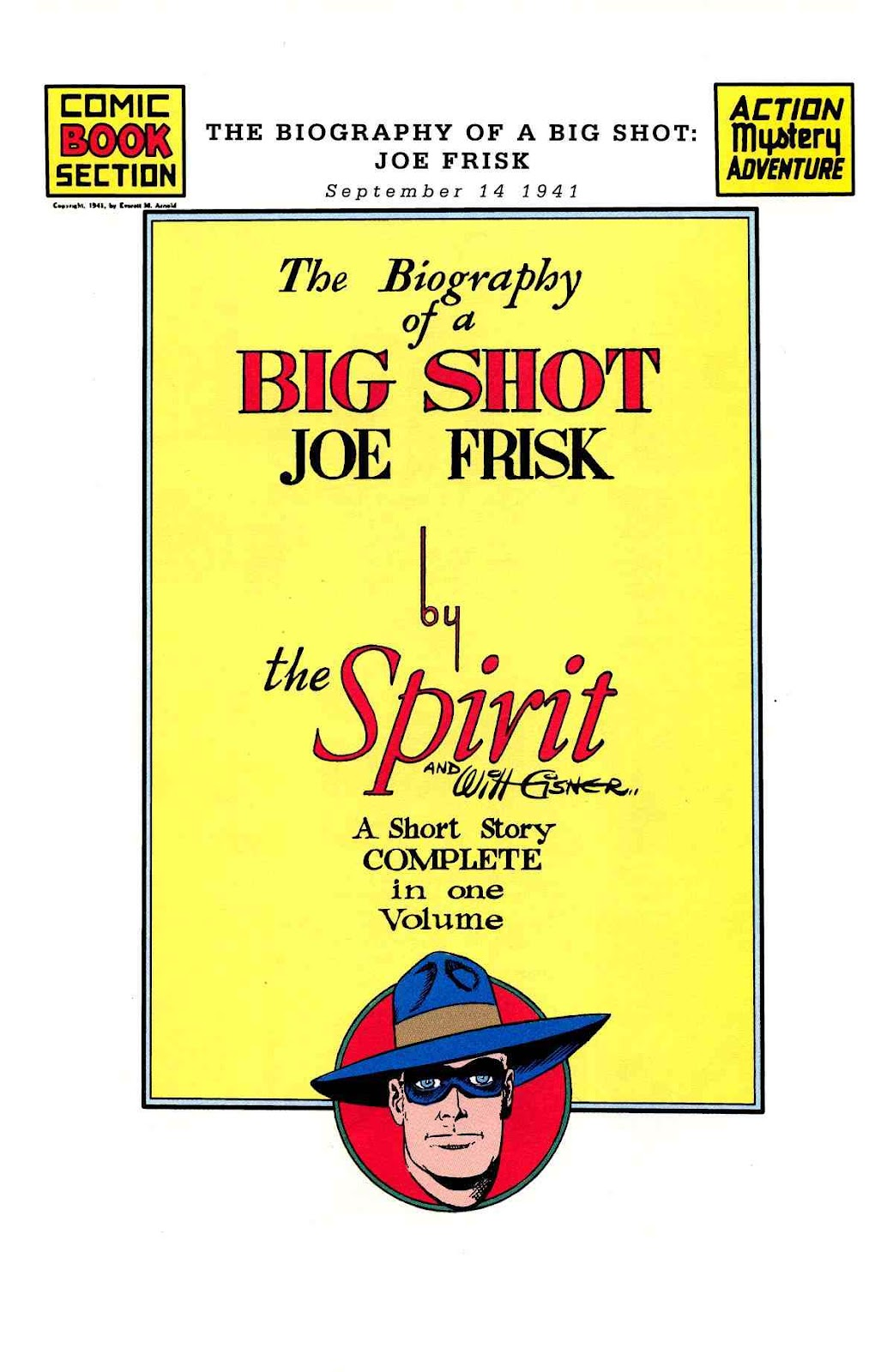 Read online Will Eisner's The Spirit Archives comic -  Issue # TPB 3 (Part 1) - 82