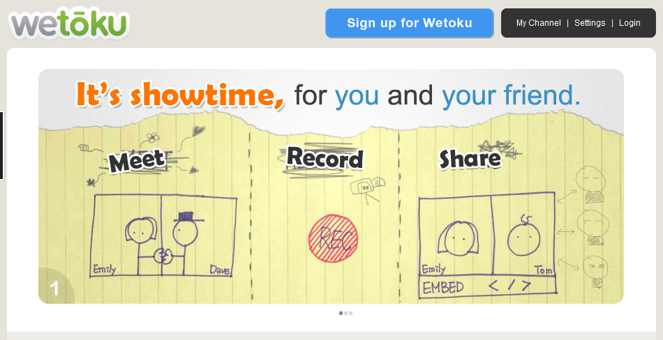 Geeks on a Plane Seoul: Wetoku: The Easiest Way to Produce