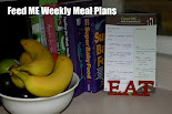 Feed ME Weekly Meal Plan Ideas
