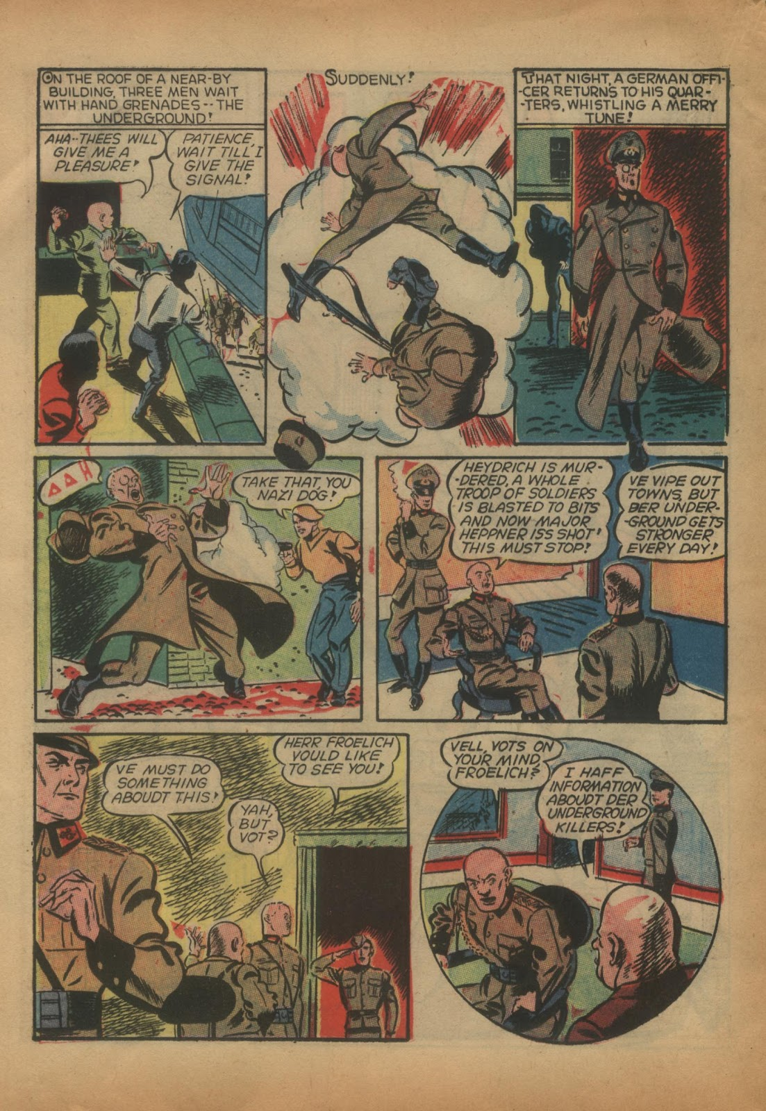 The Blue Beetle issue 15 - Page 38