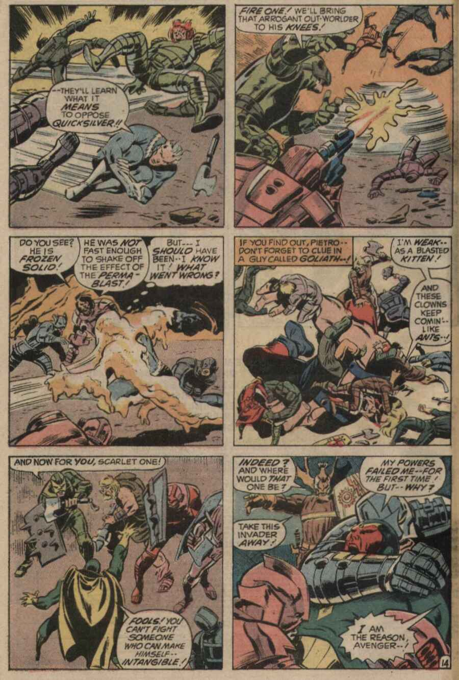 The Avengers (1963) 84 Page 14