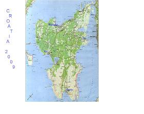 Cartina Krk.Di Tutto Un Po Isola Del Veglia Krk Croazia