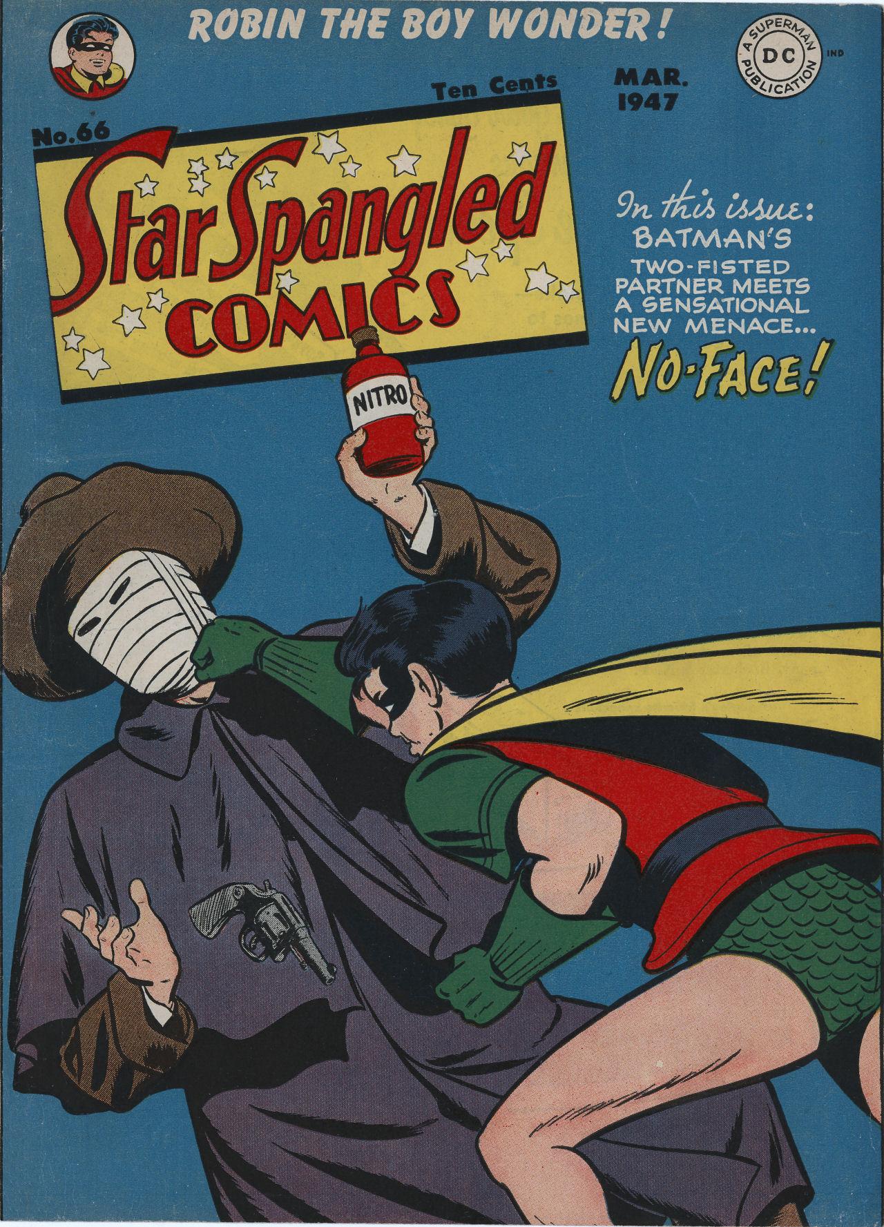 Star Spangled Comics (1941) 66 Page 1