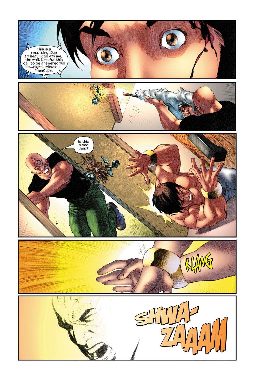 Captain Marvel (2002) Issue #9 #9 - English 22