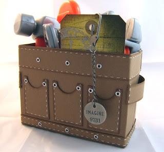 Ravn Design: Gave til tømrersvenden
