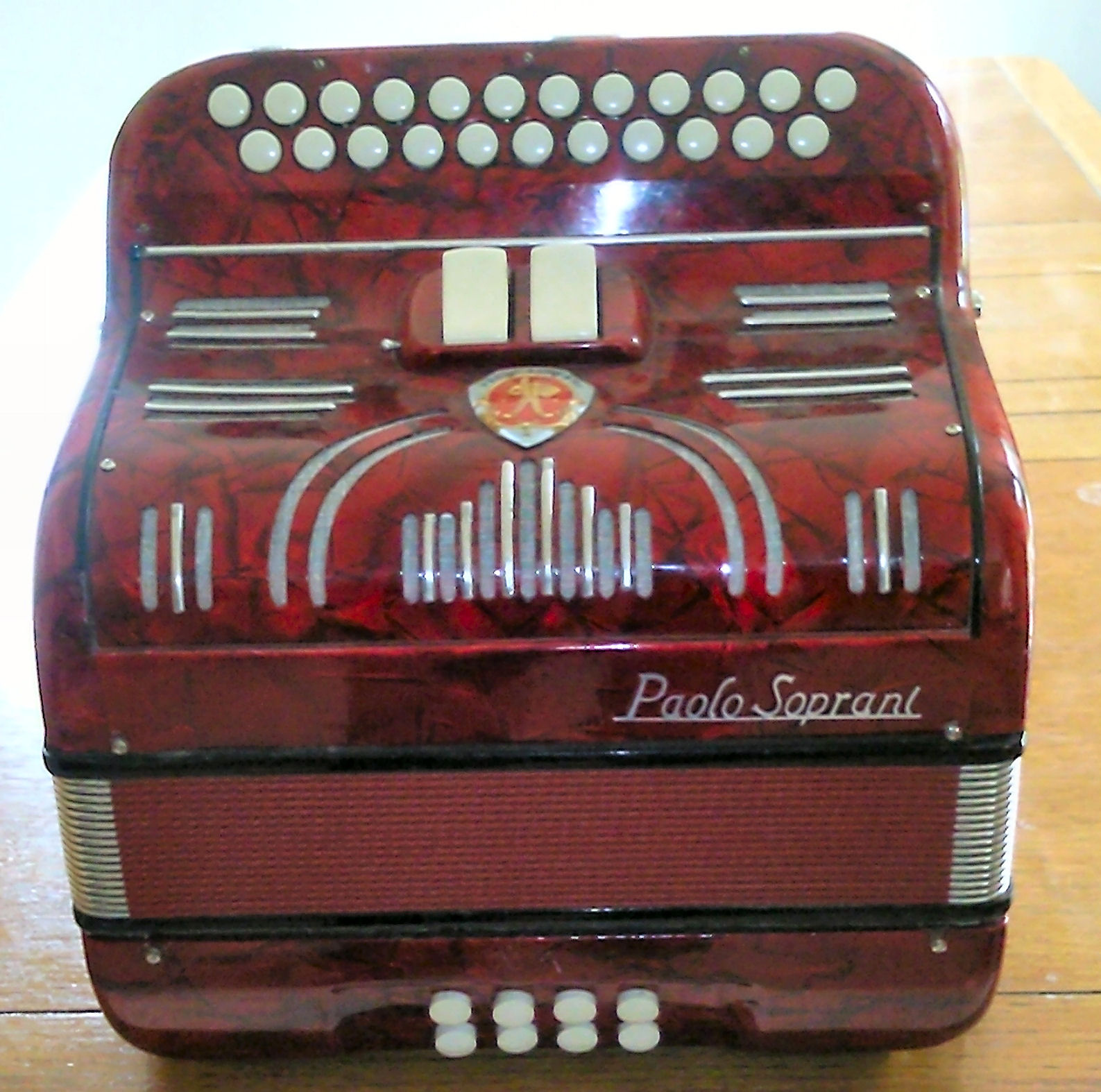 accordion repair and tuning service paolo soprani for sale. Black Bedroom Furniture Sets. Home Design Ideas