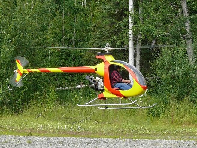 My Journey to becoming a Helicopter Pilot in Alaska