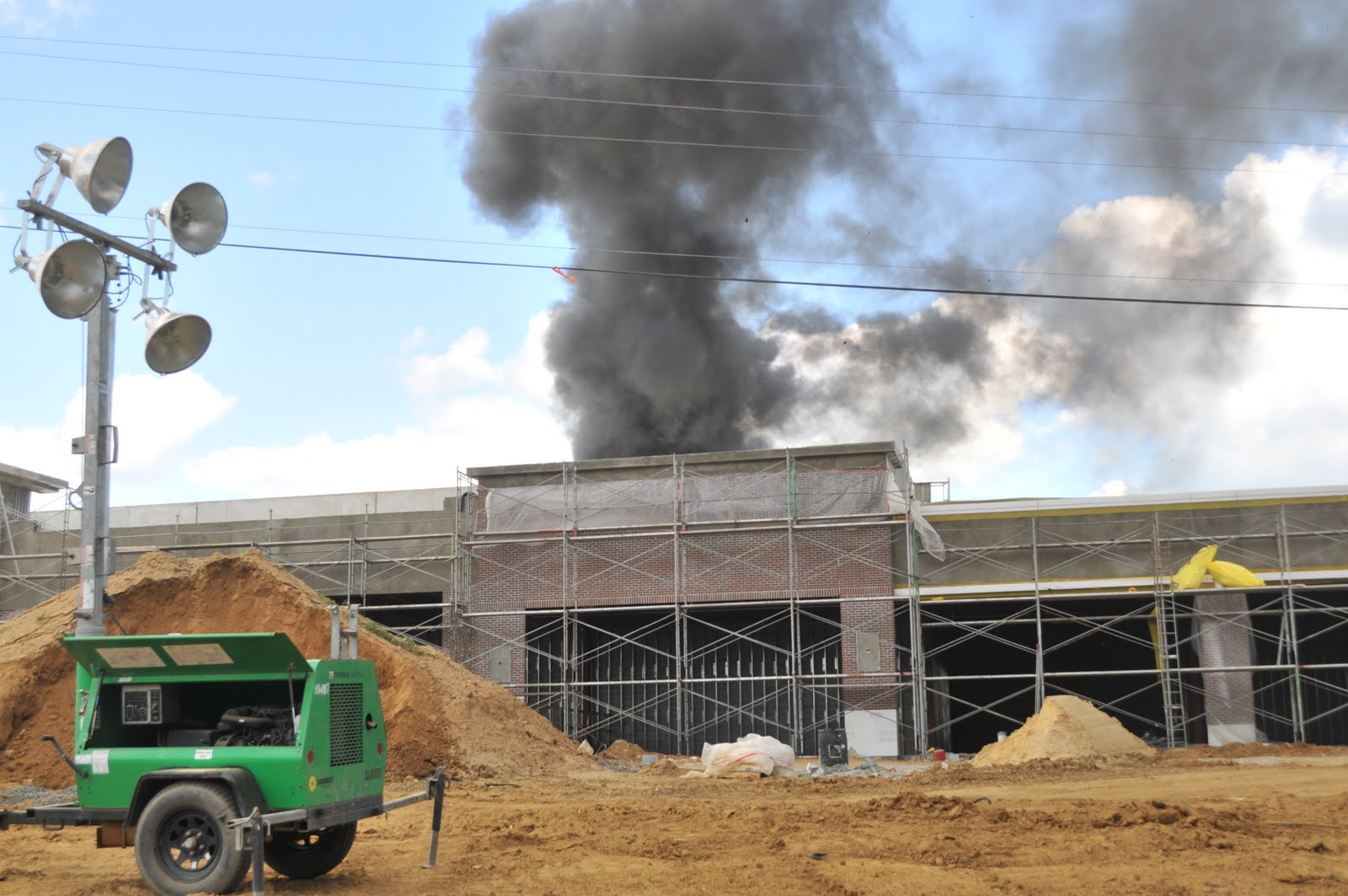Prince George S County Fire Ems Department Construction