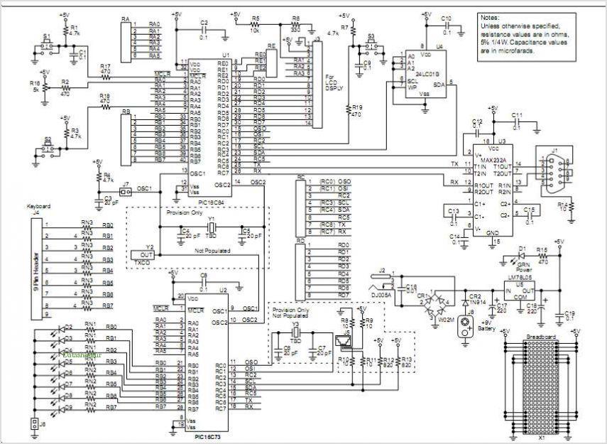 wiring diagram for digital signal processor