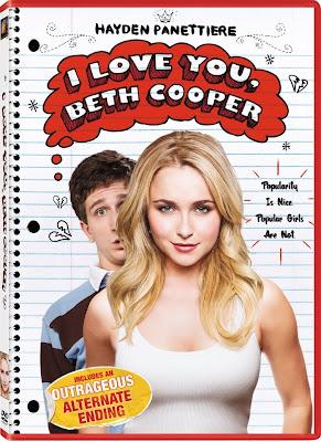 Eu Te Amo, Beth Cooper - Dublado