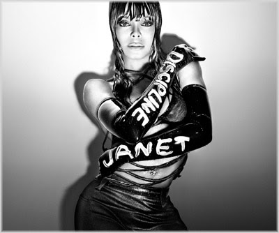 Janet - 'Discipline' Tracklisting