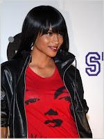 Ciara At New York Giants Party