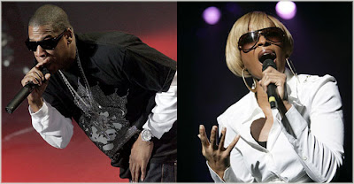 Jay-Z Teams With Mary J For US Tour
