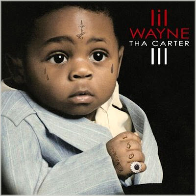 Lil' Wayne - 'Tha Carter III' Cover