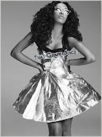 New Solange Photoshoot