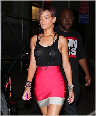 Rihanna Reveals All (Well Kinda)