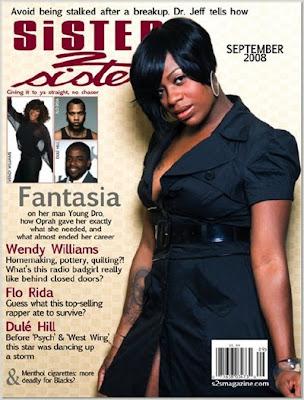 Fantasia Covers Sister 2 Sister