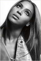 Beyonce Marie Claire Shoot