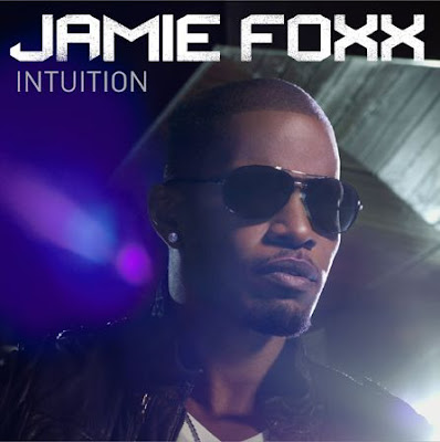 Jamie Foxx 'Intuition' Cover