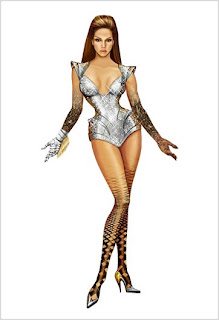 Beyonce's 'I Am...' Tour Outfits