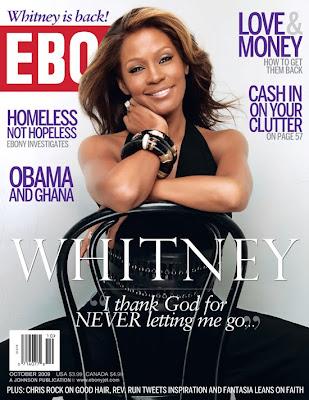 Whitney Covers Ebony /  Talks New LP