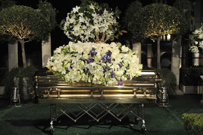 Michael Jackson Finally Laid To Rest In Private Funeral