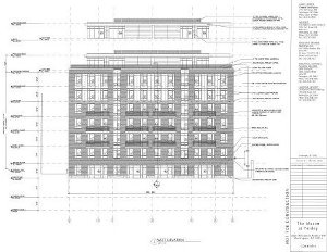 4600 Wisconsin Avenue, Douglas Development, Clemens Construction, Tenleytown, Babe's