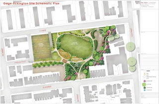 DC converting surplus school into park - DC real estate news