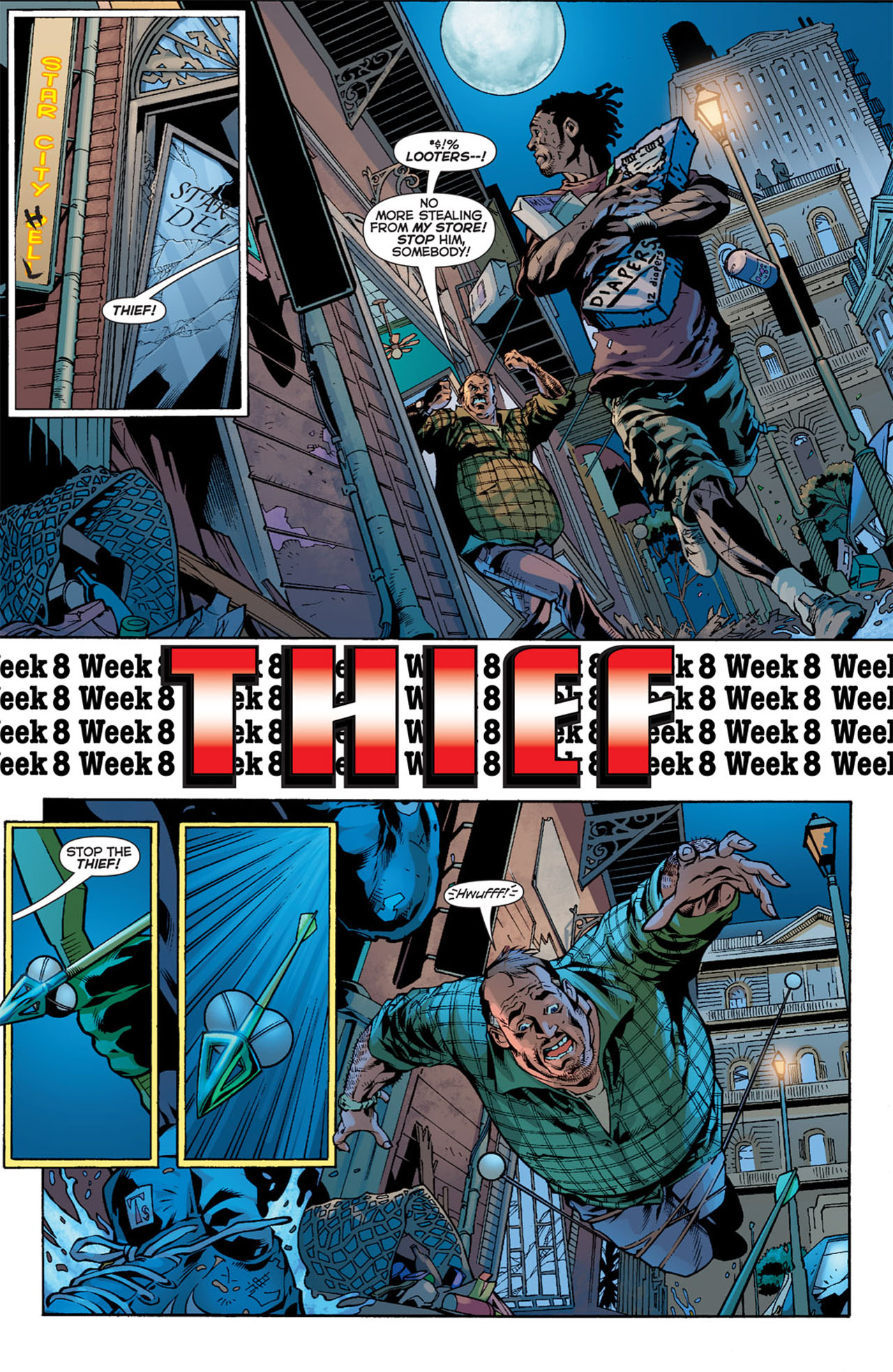 Read online 52 comic -  Issue #8 - 5