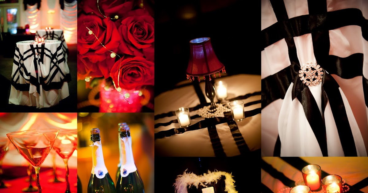 Event Confetti Party Time Roaring Twenties Party  Part 2