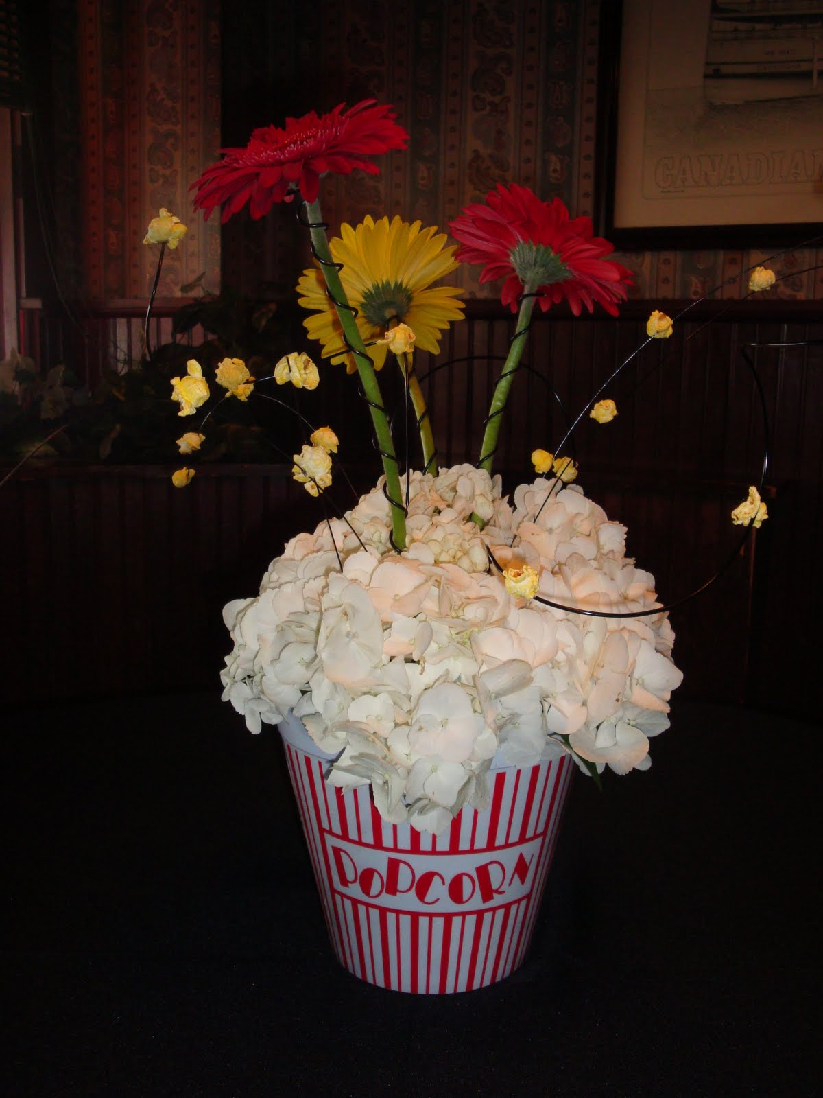 Event Confetti Party Time Movie Themed Baby Shower