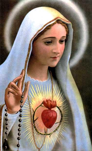 مجموعة من اجمل صور العذراء مريم ام النور